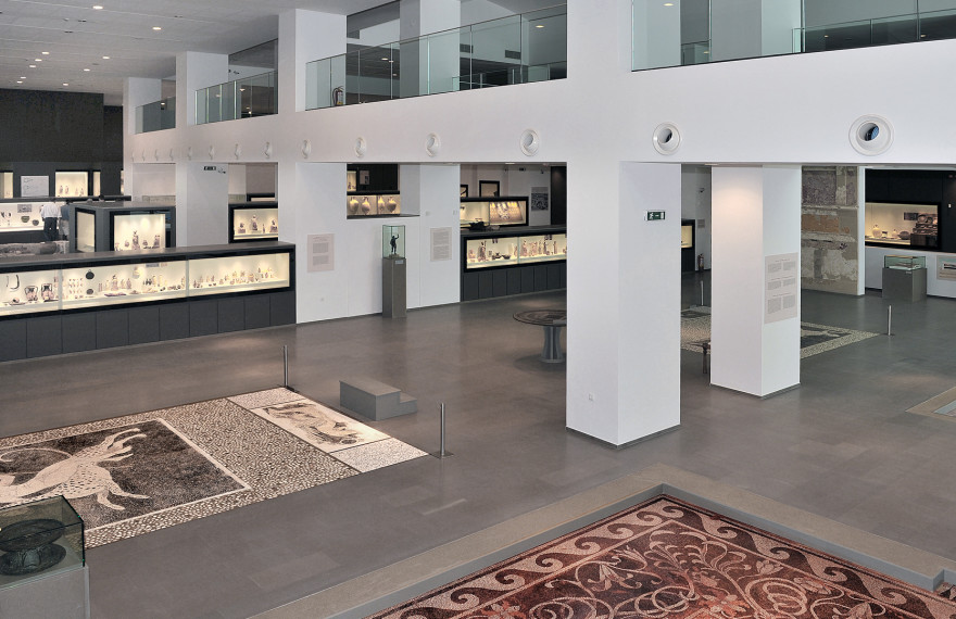 PELLA ARCHAEOLOGICAL MUSEUM
