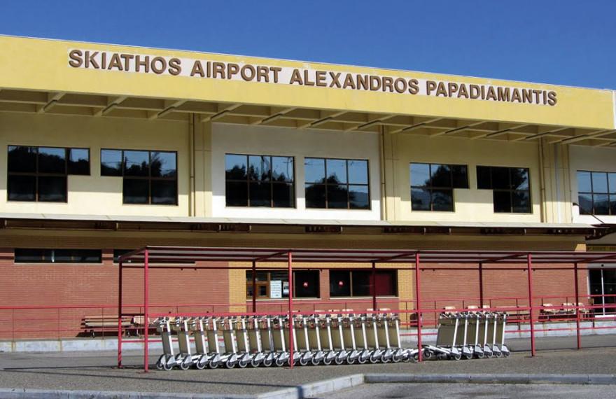 Skiathos State Airport Nnq Energy